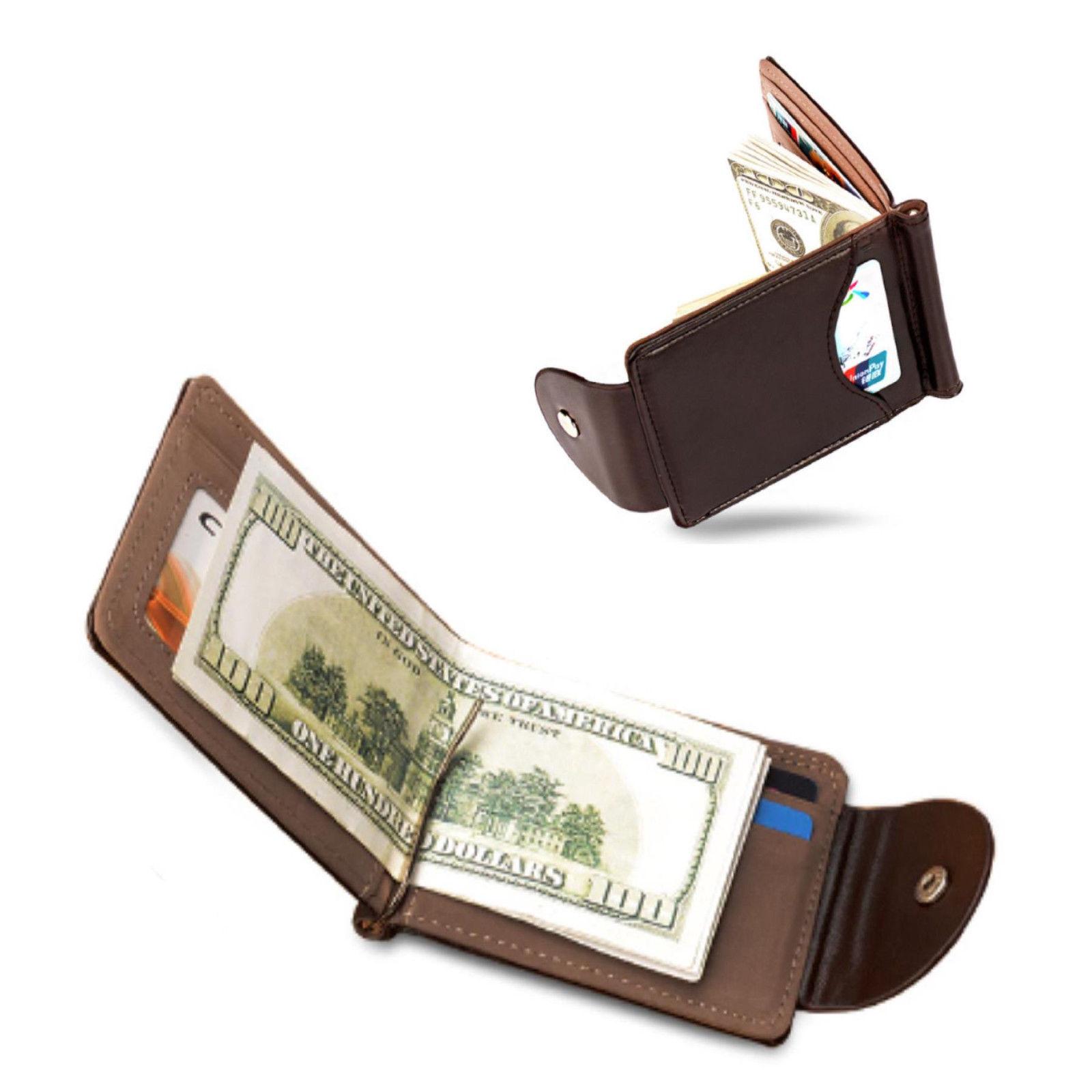 b92121ff81a71f Caratteristiche. Materiale: pelle; Modello : fermasoldi , porta carte di  credito